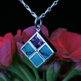 CNV00183-silver-tuquoise-amethyst-pendant